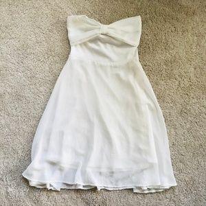Pacsun Strapless Dress
